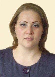 Соколова Надежда Юрьевна